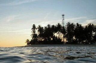 Pulau Air di Sumatera Barat