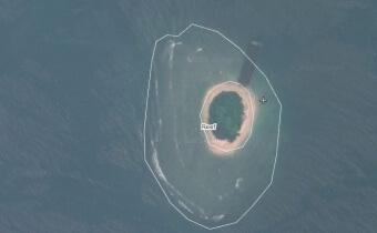 Pulau Pasir Gadang